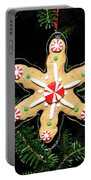 Christmas Cookie Portable Battery Charger