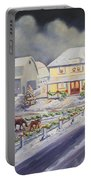 Christmas Corral Portable Battery Charger