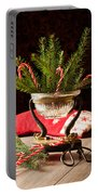 Christmas Decoration Portable Battery Charger