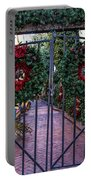 Christmas Gate Portable Battery Charger