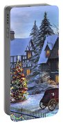 Christmas Homecoming Portable Battery Charger