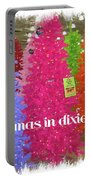 Christmas In Dixie Portable Battery Charger