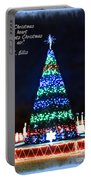 Christmas In The Air Portable Battery Charger