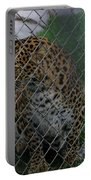 Christmas Leopard I Portable Battery Charger