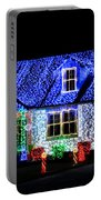 Christmas Lighthouse Portable Battery Charger