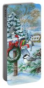 Christmas Mail Portable Battery Charger
