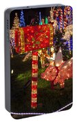 Christmas Mailbox Portable Battery Charger