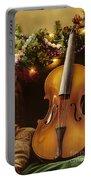 Christmas Music Portable Battery Charger