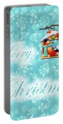 Christmas Card 11 Portable Battery Charger