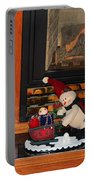 Christmas - Snowmen Collection- Fireplace Portable Battery Charger