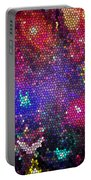 Christmas Stained Glass  Portable Battery Charger
