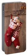 Christmas Stockings Portable Battery Charger