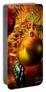 Christmas Time Portable Battery Charger