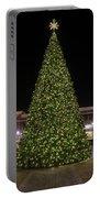 Christmas Tree Hampton City Center  Portable Battery Charger