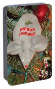 Christmas Tree Mouse Portable Battery Charger