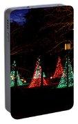 Christmas Wonderland Walk Portable Battery Charger