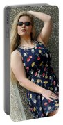 Christy Blue Minidress-40-2 Portable Battery Charger