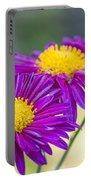 Chrysanthemum Portable Battery Charger