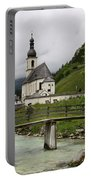 Church - Pfarrkirche St. Sebastian Portable Battery Charger