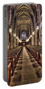 Church Aisle Portable Battery Charger