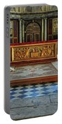 Church Alter Provence France Portable Battery Charger