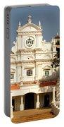 Church At Colva Portable Battery Charger