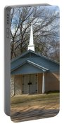 Church Bars Portable Battery Charger