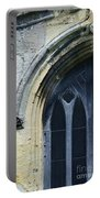 Church Door Detail Portable Battery Charger