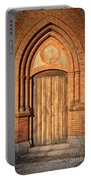 Church Door Helsingborg Portable Battery Charger