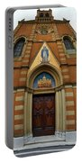Church Entrance. Palazzolo Portable Battery Charger