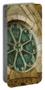 Church Glass Portable Battery Charger