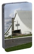Church In Brazilia Portable Battery Charger