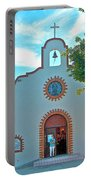 Church In San Carlos-sonora Portable Battery Charger