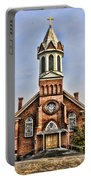 Church In Sprague Washington 2 Portable Battery Charger