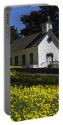 Church In The Clover Portable Battery Charger