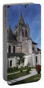 Church - Loches - France Portable Battery Charger