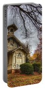Church Of Autumn Portable Battery Charger