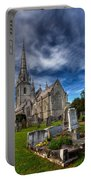 Church Of Marble Portable Battery Charger