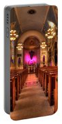 Church Of Saint Louis Portable Battery Charger