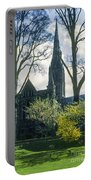 Church Of The Blessed Mary Portable Battery Charger