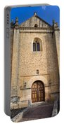 Church Of The Holy Spirit In Spain Portable Battery Charger