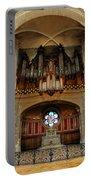 Church Organ Portable Battery Charger