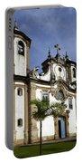 Church Ouro Preto Brazil 5 Portable Battery Charger