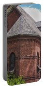 Church Red Door Portable Battery Charger