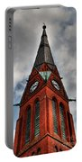 Church Spire Hdr Portable Battery Charger