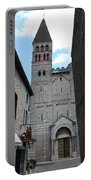 Church St. Philibert - Tournus Portable Battery Charger