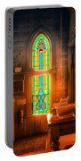 Church Vestibule Portable Battery Charger