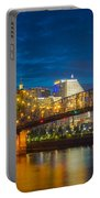 Cincinnati Downtown Portable Battery Charger