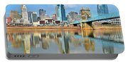 Cincinnati Reflects Portable Battery Charger