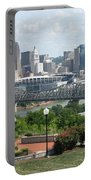 Cincinnati Skyline Portable Battery Charger